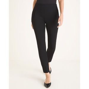NWT Chico's JULIET ANKLE PANTS IN BLACK